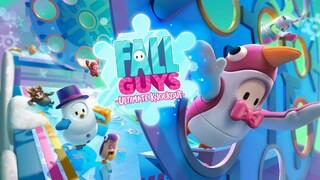 Третий сезон в Fall Guys будет посвящен снежной тематике