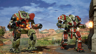 MechWarrior 5: Mercenaries выйдет в Steam, GOG, Microsoft Store, Xbox One и Xbox Series X|S