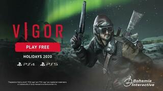 Релиз консольного симулятора выживания Vigor на PS4 откладывается