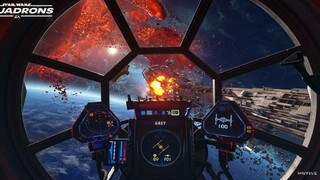 Star Wars Squadrons улучшили для PlayStation 5 и Xbox Series XS