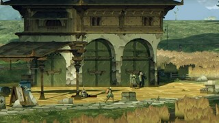 30 минут геймплея MMO Book of Travels и подробности из интервью