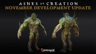 Ashes of Creation  Новые подробности об альфе, PvP-системе, предметах и другом