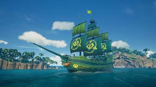 В Sea of Thieves введут систему сезонов с боевыми пропусками