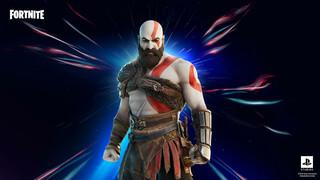 Кратос из God of War появился в Королевской битве Fortnite