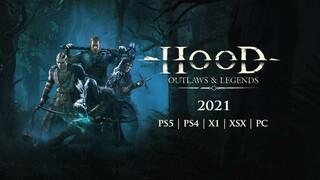 Представлены четыре персонажа PvPvE-экшена Hood Outlaws amp Legends