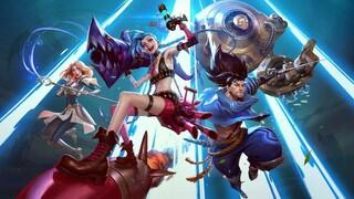 League of Legends Wild Rift получит трех новых чемпионов вместе с запуском ОБТ