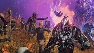 Официальный сайт западной версии MMORPG Elyon обновился