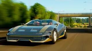 Forza Horizon 4 получит автомобиль из Cyberpunk 2077