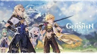 Genshin Impact  Геймплейный трейлер обновления 1.2 с новыми героями и локацией