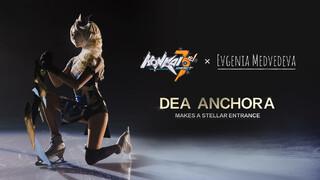 Российская фигуристка Евгения Медведева выступила в новом костюме из Honkai Impact 3rd
