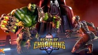 Состоялся релиз мобильного мультиплеерного экшена Marvel Realm of Champions