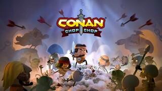 Выход Conan Chop Chop откладывается до первого квартала 2021 года