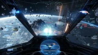 Масштабные битвы с крупными кораблями начнутся в Star Citizen со стартом первого динамического события