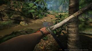 Симулятор выживания Green Hell скоро обзаведётся версией для VR