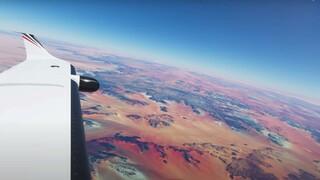 Microsoft Flight Simulator обзавелась поддержкой виртуальной реальности