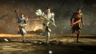 Ashes of Creation продемонстрировано сражение с боссом 10-го уровня в 4K
