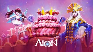 Aion празднует 11-летие и Новый год серией ивентов с обновлением