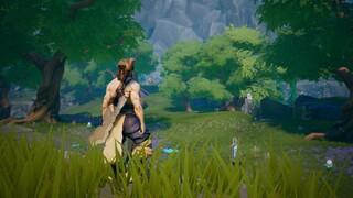 Студия Dreamside поделилась планами на Frozen Flame упор на RPG, спасение миров, биомы и другое