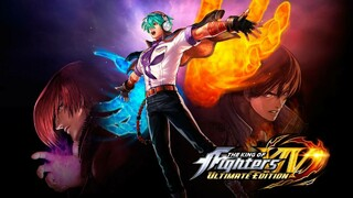 The King Of Fighters XIV Ultimate Edition со всеми платными DLC вышла на PlayStation 4