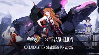 В Honkai Impact 3rd пройдет кроссовер-ивент с аниме-сериалом Евангелион