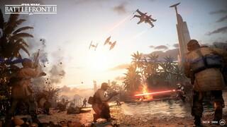Следующей бесплатной игрой в Epic Games Store станет шутер Star Wars Battlefront 2