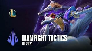 Teamfight Tactics получит два новых набора и турбо-режим