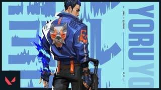 Riot Games показала нового агента Valorant в действии