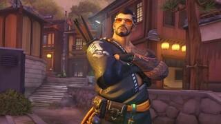Новое испытание Канедзака в Overwatch посвящено герою Хандзо