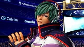 Геймплейный трейлер персонажа Шуньэй из The King of Fighters XV