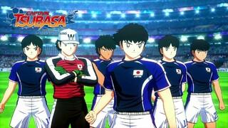 На консолях появилась бесплатная демоверсия Captain Tsubasa Rise of New Champions