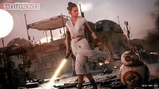Началась бесплатная раздача праздничного издания Star Wars Battlefront 2