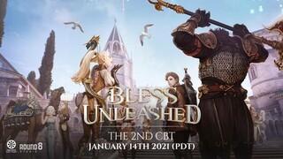 Стартовал второй этап ЗБТ PC-версии MMORPG Bless Unleashed