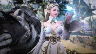 Стартовала предварительная регистрация в глобальной версии MMORPG Bless Mobile