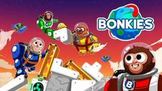Кооперативная игра про обезьян-строителей Bonkies выйдет в январе