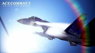 Бесплатные скины для Ace Combat 7 Skies Unknown в честь 25-летия серии