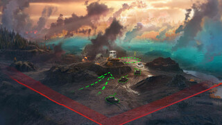 World of Tanks превратят в стратегию? На PTS тестируют новый событийный режим