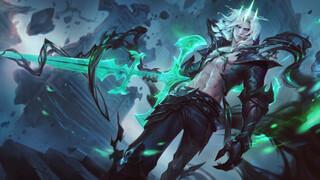 Антагонист будущей синглплеерной игры стал играбельным персонажем в League of Legends