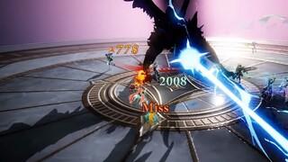 Битвы с элитными монстрами в новом ролике MMORPG Gran Saga