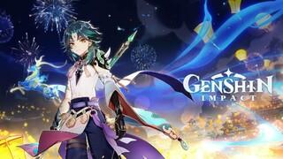 Праздник морских фонарей начнется с выходом обновления 1.3 для Genshin Impact