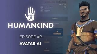 Видео об аватарах и ИИ-персонах в Humankind