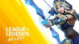 В League of Legends Wild Rift началось испытание Эш