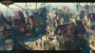 Раскрыта дата глобального релиза мобильной MMORPG Warhammer Odyssey
