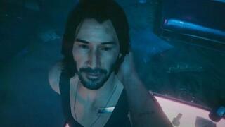 Разработчики Cyberpunk 2077 запретили мод, который позволяет игрокам заниматься сексом с Киану Ривзом
