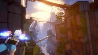 Графика и анимации в  Tower of Fantasy подверглись улучшениям