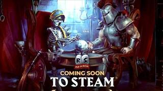 Классическая версия MMORPG Runescape обзавелась датой выхода в Steam