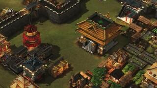 Кооперативный режим в Stronghold Warlords позволит двум игрокам управлять одним замком