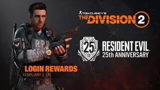Серия Resident Evil познакомилась с The Division 2 в новом событии