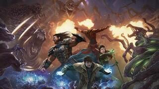 Демонстрация локаций и красочных артов в новом ролике Magic Legends