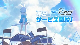 В Японии вышла мобильная RPG Blue Archive от авторов V4