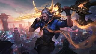 Китайский Новый год начали отмечать и в League of Legends
